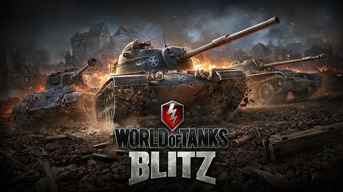 Battle with a French Accent in World of Tanks Blitz