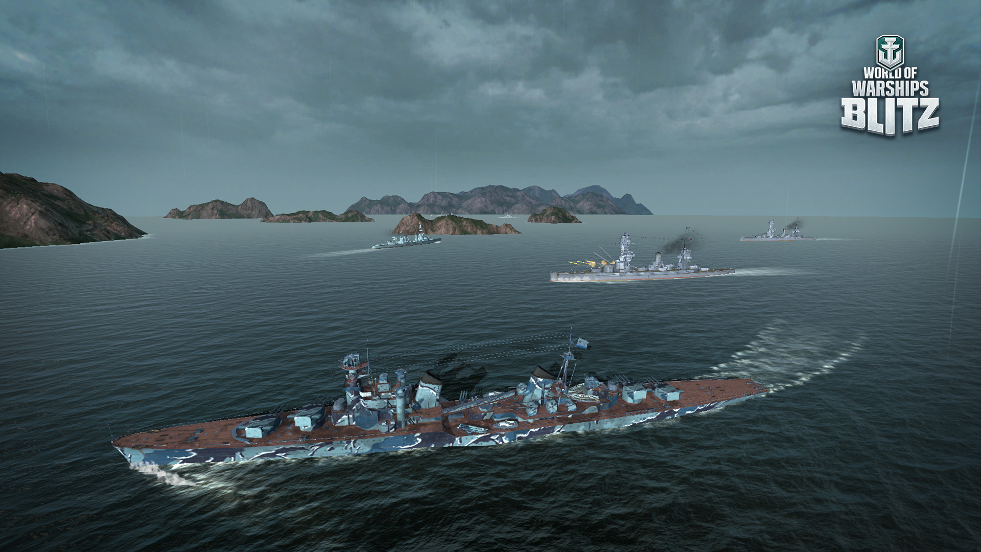 World of Warships Blitz Casts Off January 18 – Inside Indie