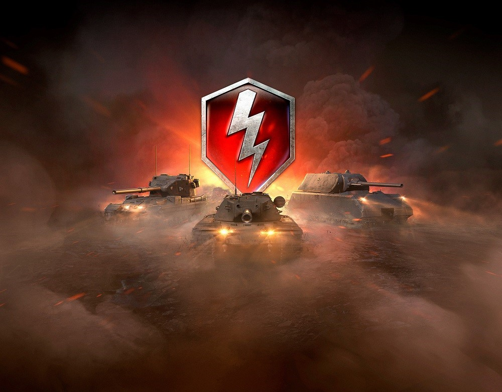 The World of Tanks Blitz and Tank Girl Universes Collide