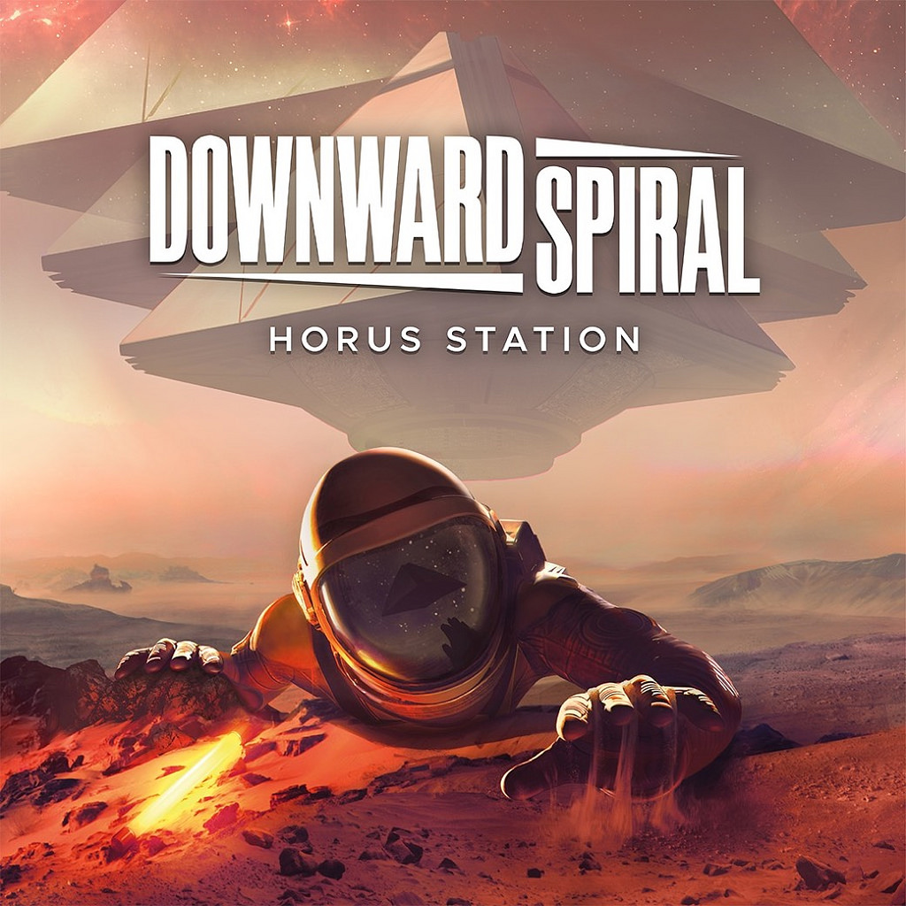 zero-gravity space adventure, Downward Spiral: Horus Station is out