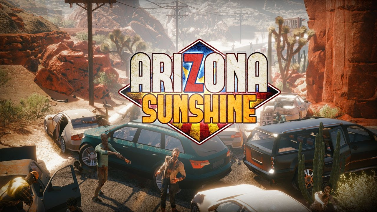 VR FPS Pioneer Arizona Sunshine Expands With Brand-New Story